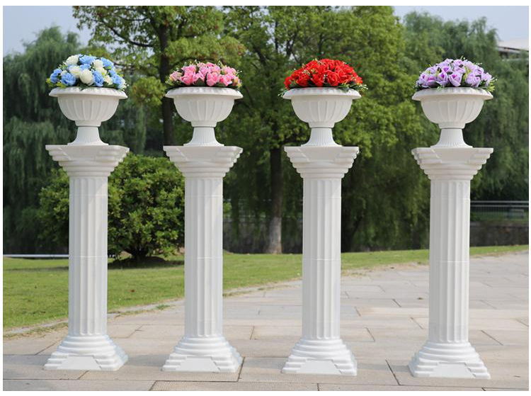 "35""/89cm Height wedding party celebration decoration Roman"