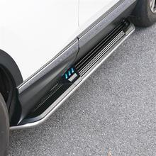 Стиль алюминиевый боковой Шаг подходит для KIA Sorento подножка Nerf бар автомобиль-Стайлинг