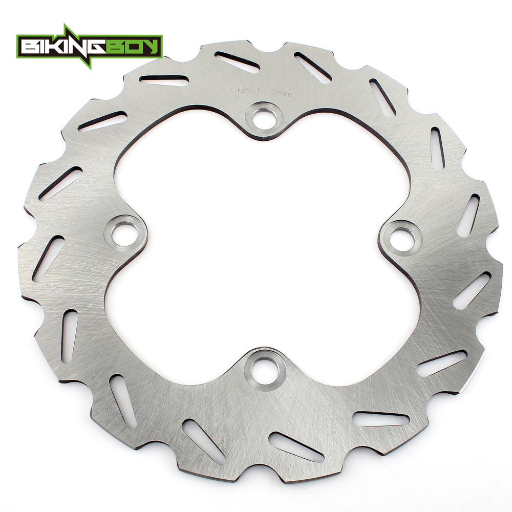 Rear Brake Disc Rotor for YAMAHA YFM 550 700 4WD Grizzly Auto FI 4x4 Power steering