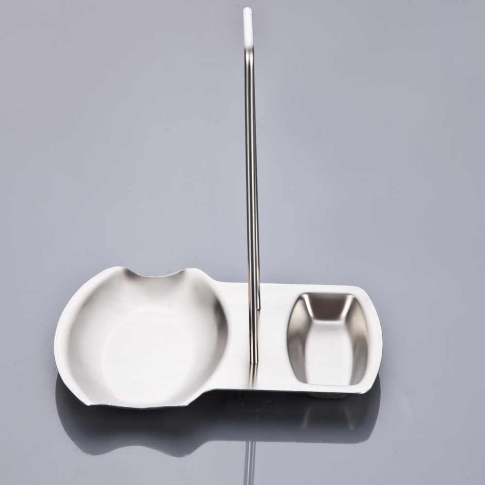 NOOLIM Stainless Steel Pan Pot Rack Cover Lid Rest Stand Spoon Holder Home Applicance The Goods For Kitchen Accessories