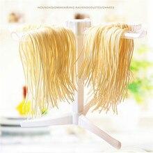 Паста сушильная стойка спагетти Сушилка Подставка лоток Складная Лапша делая машину аксессуар для приготовления равиоли прикрепления кухонные инструменты