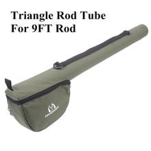 Maximumcatch Fly Fishing Rod Tube Triangle Rod Case Cordura Rod Storage