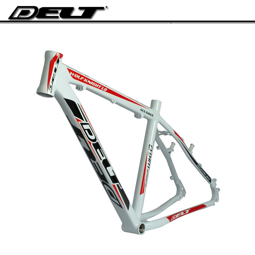 NEW 26 * 17 inch Mountain Bicycle frame bike MTB bicycle alloy bike frame FOR Disc brakesNEW 26 * 17 inch Mountain Bicycle frame bike MTB bicycle alloy bike frame FOR Disc brakes