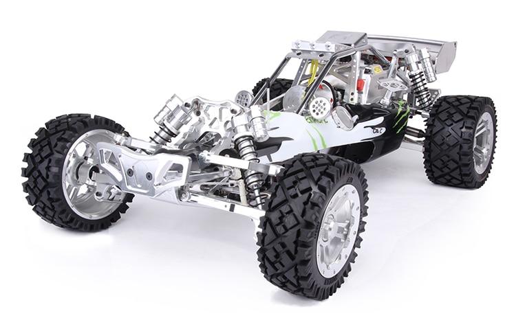 Rovan Baja 5B 305SS uzaktan benzinli metal araba 30.5cc MotorRovan Baja 5B 305SS uzaktan benzinli metal araba 30.5cc Motor