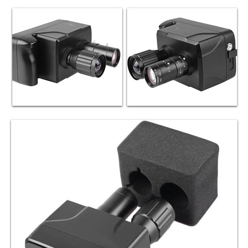 noturna binoculos tela de toque inteligente laser 05