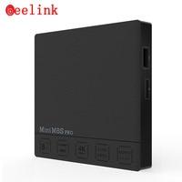Original Beelink Mini M8S PRO Set Top Boxes Amlogic S912 Octa Core 64Bit Android Smart TV