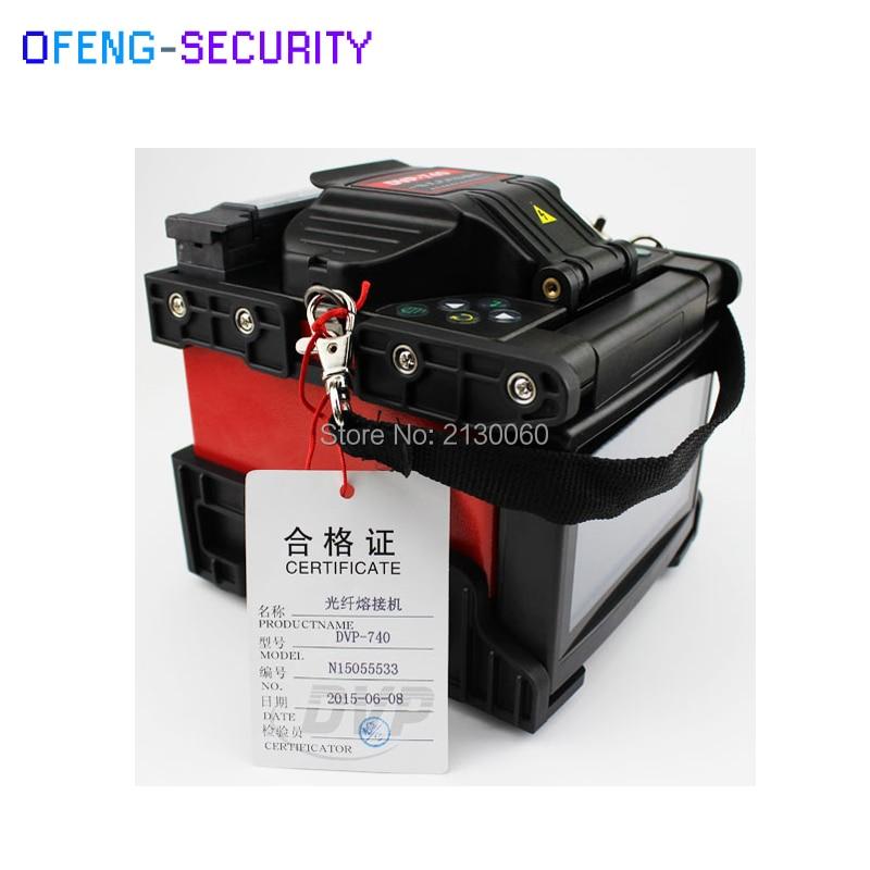 DVP740 Single Optical Fiber Fusion Splicer DVP740 Fusion Splicer Machine