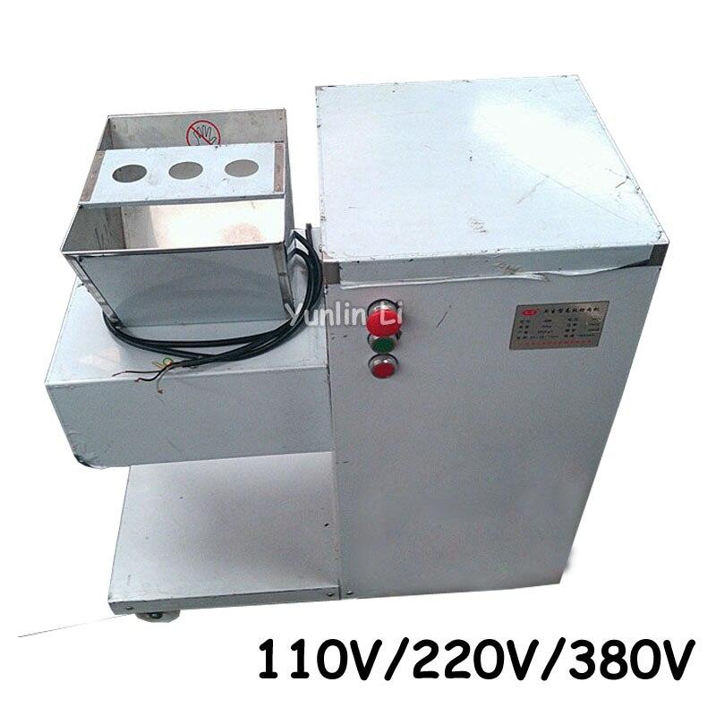 цены  110/220/380V Food Processors, Meat Slicer, Meat Cutter, 800kg/hr Meat Processing Machine QW