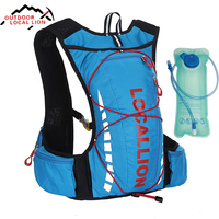 10L Professional Cycling Sport Backpack Waterproof Suspension Breathable Bicycle Bag Leightweight Outdoor Riding Bike Bags