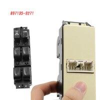Front Master Power Window Switch For Isuzu Rodeo 1998-2004 897135-9271 8971359271