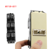Front Master Power Window Switch For Isuzu Rodeo 1998 2004 897135 9271 8971359271