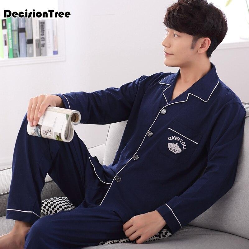 2020 Pajama Sets Boys Cartoon Version  Harajuku Pajamas Shirt Nighty Men Women Bedgown Sleepwear
