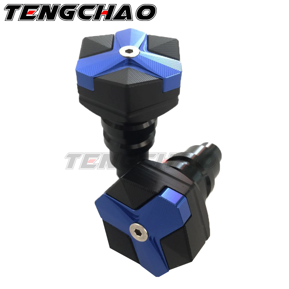 Pour SUZUKI GSX250 GSXR600 750 1000 1300 GSR600 cadre de Protection contre les chutes curseur Protection de carénage Protection anti-choc