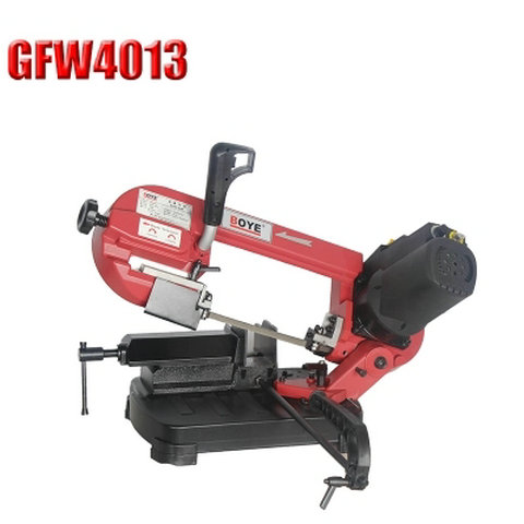 GFW4013 metal band saw 5 inch portable small multifunctional metal/woodworking dual band saw цена и фото