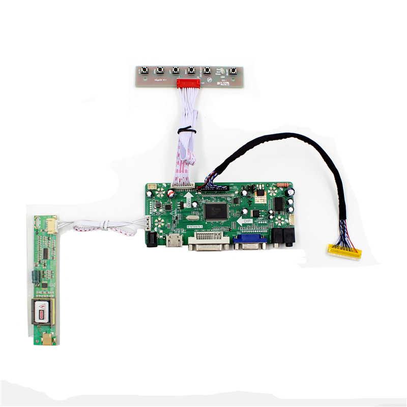 M NT68676 2A HDMI DVI VGA AUDIO LCD Controller Board for B154PW01 B154PW02  1440x900 CCFL LVDS LCD AD Board raspberry pi diy