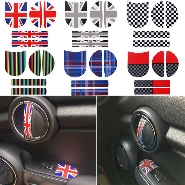 5pcs Lot Car Door Handle Sticker Vinyl Decal Protection Ant Scratch