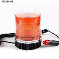 Free Shipping Hot Car Decoration Lamp Led Flash Lamp Refires Roof Lights General Warning Light