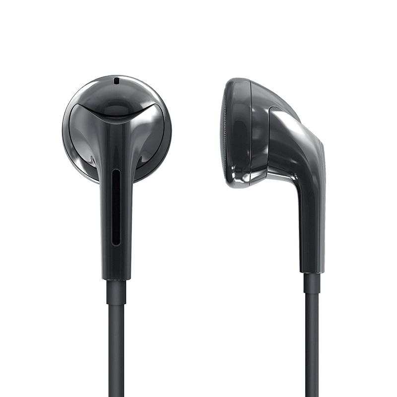 Tüketici Elektroniği'ten Kulaklıklar'de FiiO EM3S/EM3K dinamik sürücüler kulaklık Mic ile veya mikrofon olmadan 3.5mm fiş için HUAWEI/XIAOMI/ iPhone ipod mp3 mp4 vb. title=