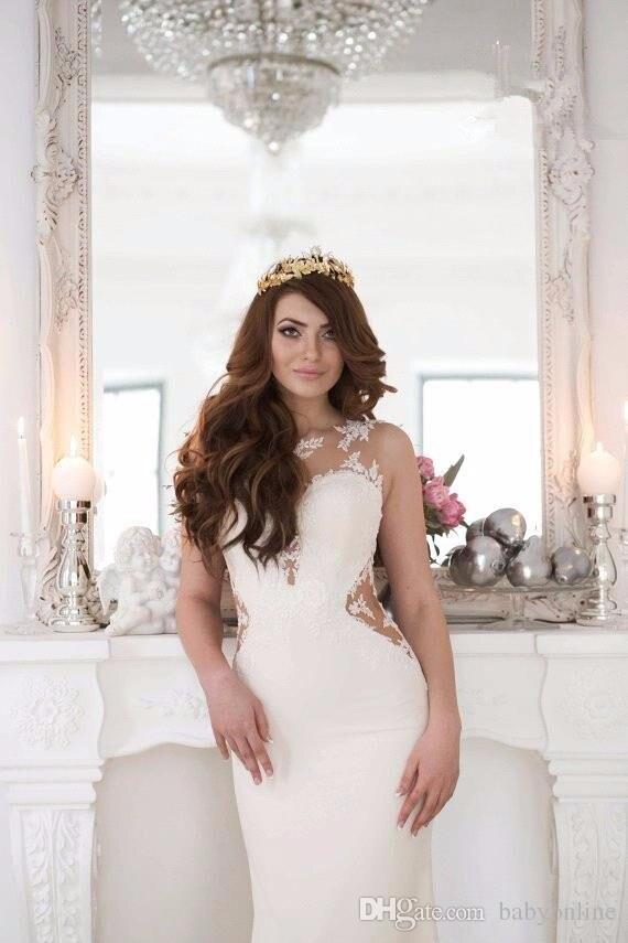 meerjungfrau stil brautkleider kaufen billigmeerjungfrau. Black Bedroom Furniture Sets. Home Design Ideas