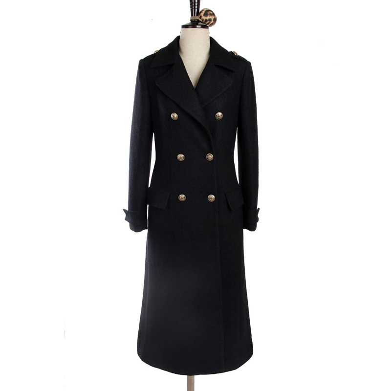 Online Get Cheap Pea Coat Women Aliexpress Com Alibaba