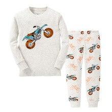 kids pajamas children sleepwear baby pajamas sets