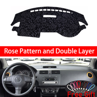 Rose Pattern For SUZUKI Swift 2005 2006 2007 2008 2009 2010 2011 2016 Car Stickers Car Decoration Car Accessories Car Decals