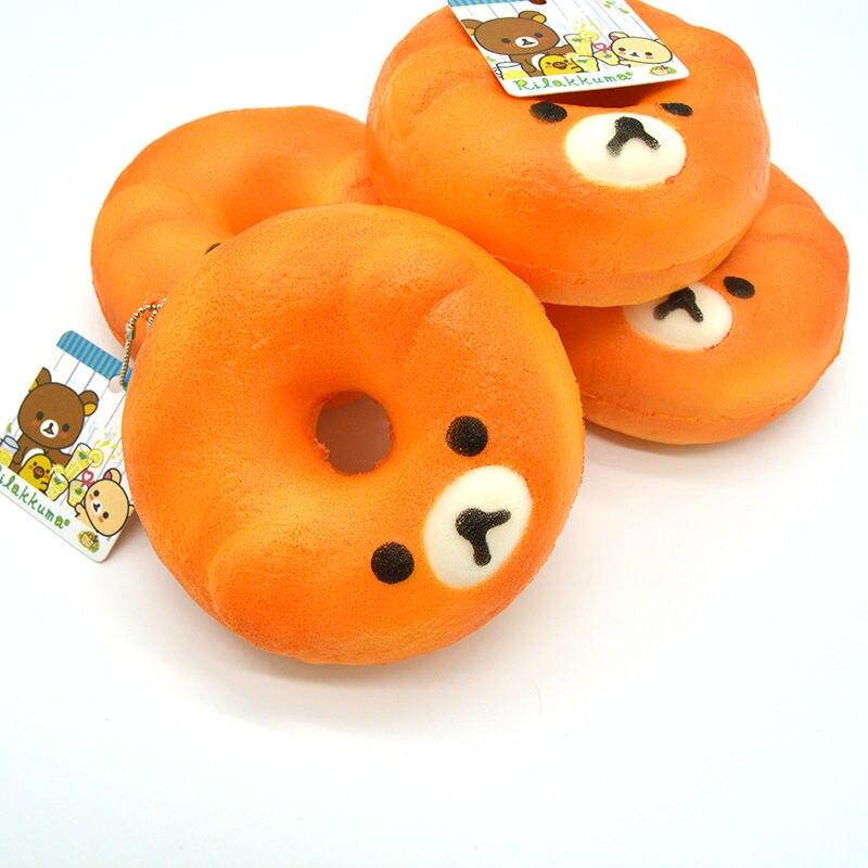 Rilakkuma Tag Squishy Supplier : Online Buy Wholesale rilakkuma squishy donut from China rilakkuma squishy donut Wholesalers ...