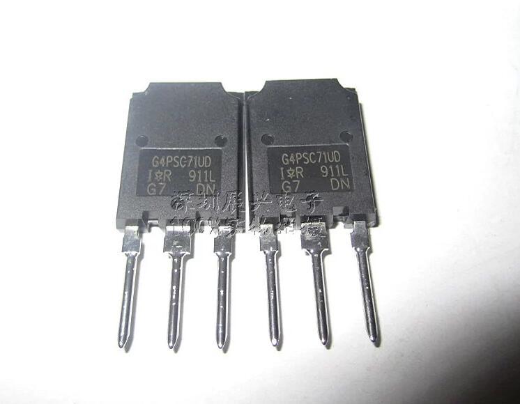5pcs/lot   100% original  IRG4PSC71UD    G4PSC71UD    600V 85A5pcs/lot   100% original  IRG4PSC71UD    G4PSC71UD    600V 85A