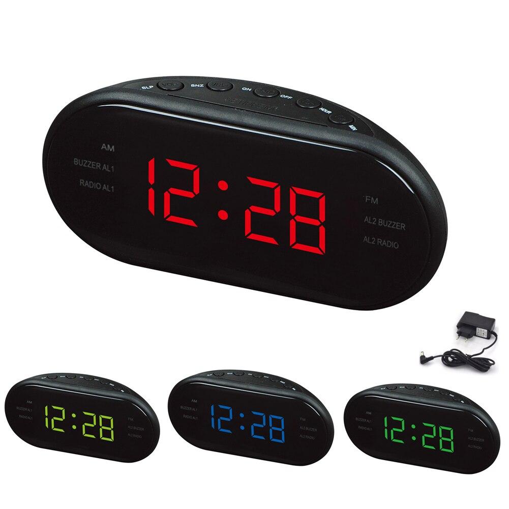 Sony ICFC1T Alarm Clock Radio Black New