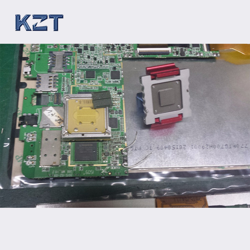 Customized IC test socket LPDDR3 BGA178 Adapter IC Test Socket Analysis Socket double lock clamshell Structure Test socket analysis transform pcb board emmc analysis assay plates for test device transforming signal out to the ic in socket