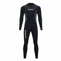 Hisea 5 мм неопрена Мокрые одежды спорта людей обнаружить 2018 Для мужчин Дайвинг костюм Подкладка из флиса теплые подводного плавания кайт Сёрф