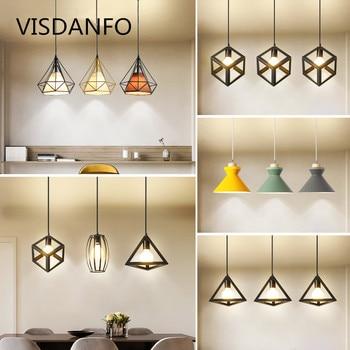 Retro Anhänger Lichter Restaurant Drop aisleCafe Dessert-Shop Hängen lampe  Leuchten Dekoration loft küche hängen lampen