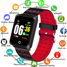 2019WISHDOIT Smartwatch Heart Rate Monitor Smart Watch Men Activity Fitness Tracker sport watch for men Clock for IOS Android smart watch gps bluetooth smartwatch fitness tracker heart rate tracker compass activity tracker men sport watch for ios android