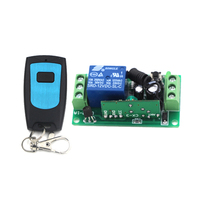 High Quality Smart Home Remote Control System Receiver Transmitter RF Receiver DC9V 12V 24V Remote Switch315