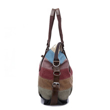 Vintage Canvas Women Hand Bags