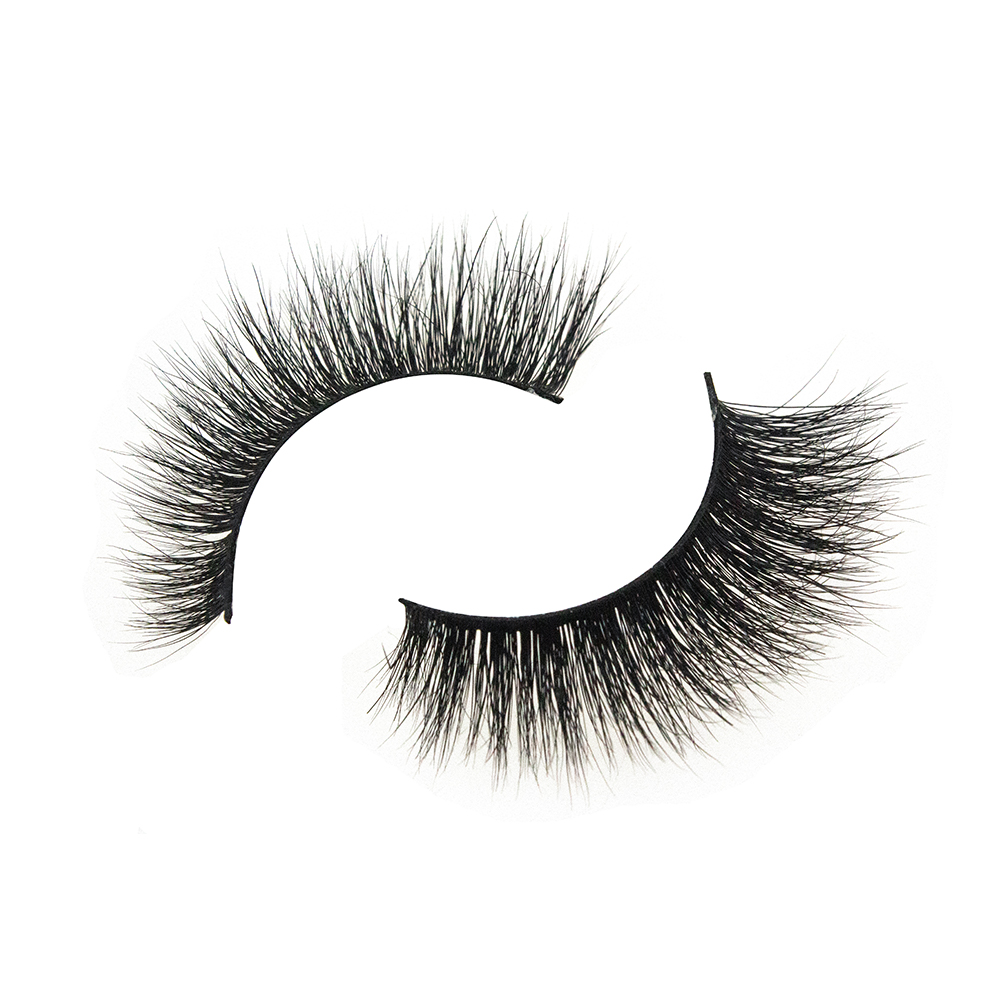 Crown Lashes 100% Hand Made 3d 6d Mink Eyelashes Customized Eyelash Packaging Box Eyelash Vendor Finely Processed Beauty & Health Beauty Essentials