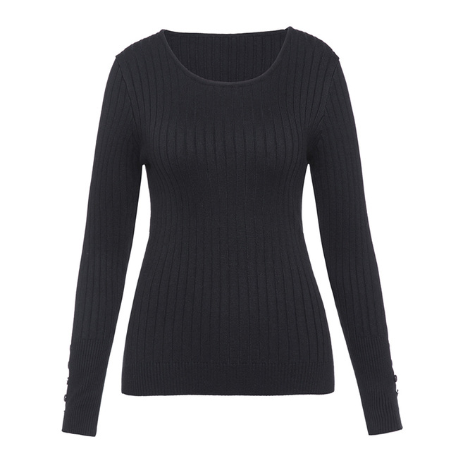 Sexy Thick Pullovers Black Sweater Women Autumn Winter Retro Batwing Sleeve Jumper Elegant Loose O Neck
