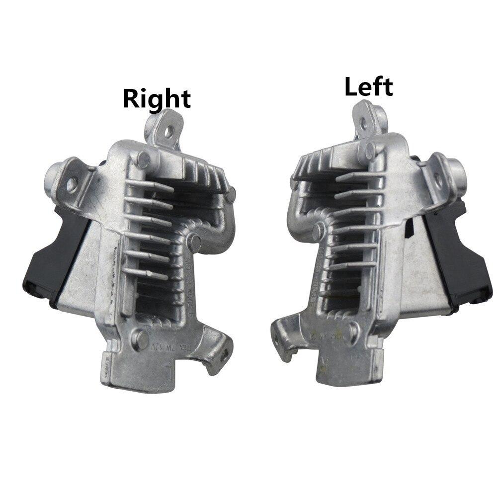 1 Pair 2 Pieces headlight led module 63117419619 63117419620 headlight ballast led module For BMW F30