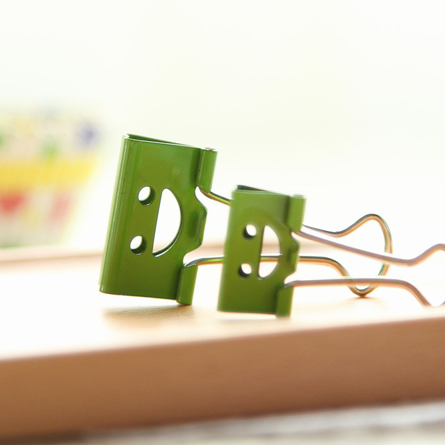 Business Accessories & Gadgets Office Accessories Lovely Smile Paper Clip Set