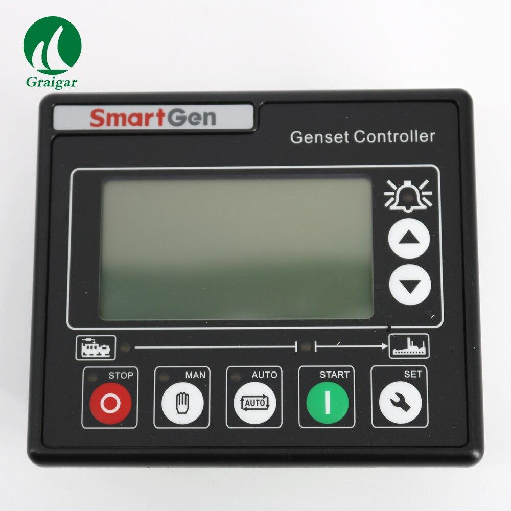Contrôleur de groupe électrogène nouveau Smartgen HGM410N AUTO HGM410N Module de démarrage automatique AUTO HGM410 contrôleur de groupe électrogène