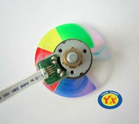 New High Quality Projector Color Wheel For Benq W1070 Projectors