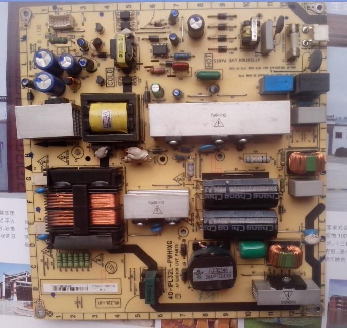 ФОТО Free Shipping>Original 100% Tested Working   C37E320B  power supply board 40-IPL32L-PWH1XG