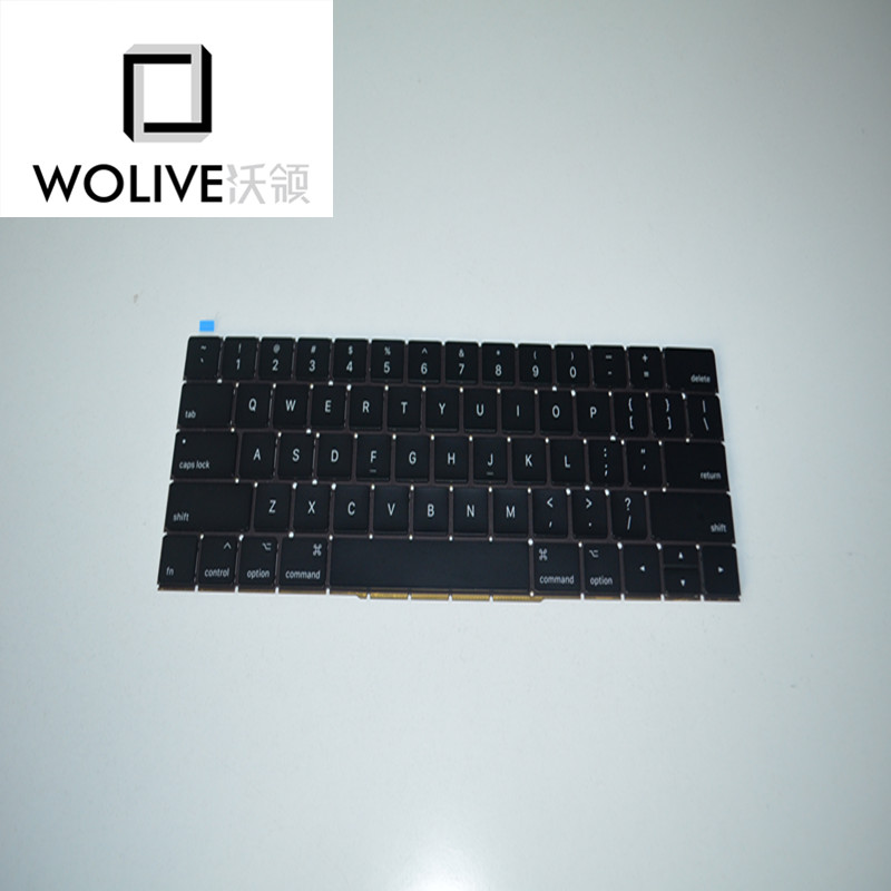 Original New US Keyboard For font b Macbook b font Pro 13 15 A1706 A1707