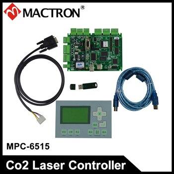 DSP Controlador de Laser Leetro Co2 MPC6515 Sistema de Controle De Laser