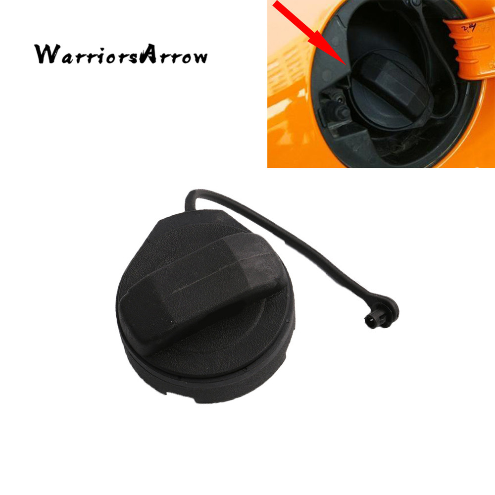 WarriorsArrow Inner Oil Fuel Cap Tank Cover Cap Petrol Diesel For VW Golf Jetta Passat For <font><b>Audi</b></font> A4 <font><b>A6</b></font> A8 Octavia Leon 1J0201550A image