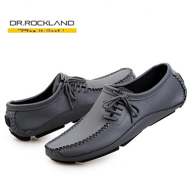 Big Size Top Quality Men Genuine Leather Moccasin Shoes Summer Breathable Flat Casual Driving Shoes gommini loafers boats Hombre