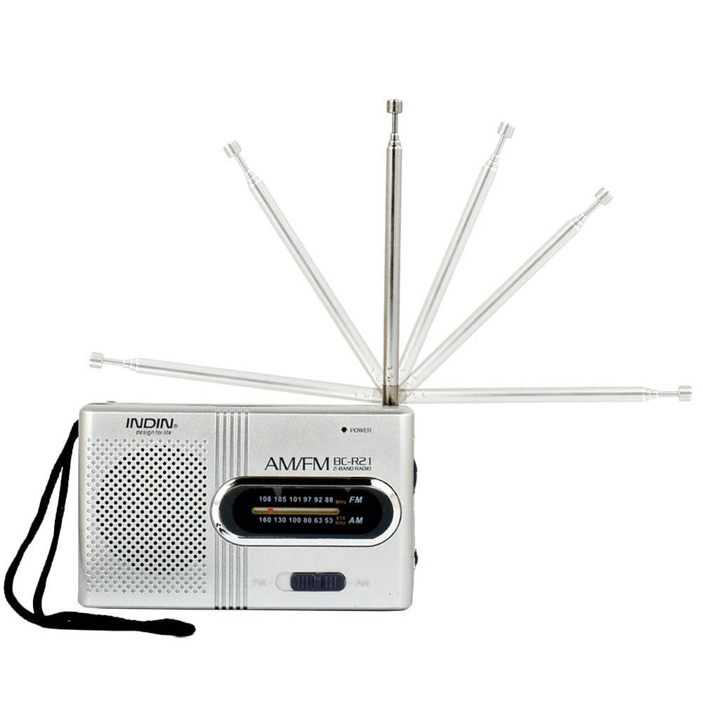 Mini Tragbare Am/fm Radio Teleskop Antenne Radio Tasche Welt Empfänger Lautsprecher Sl @ 88 Phantasie Farben Unterhaltungselektronik
