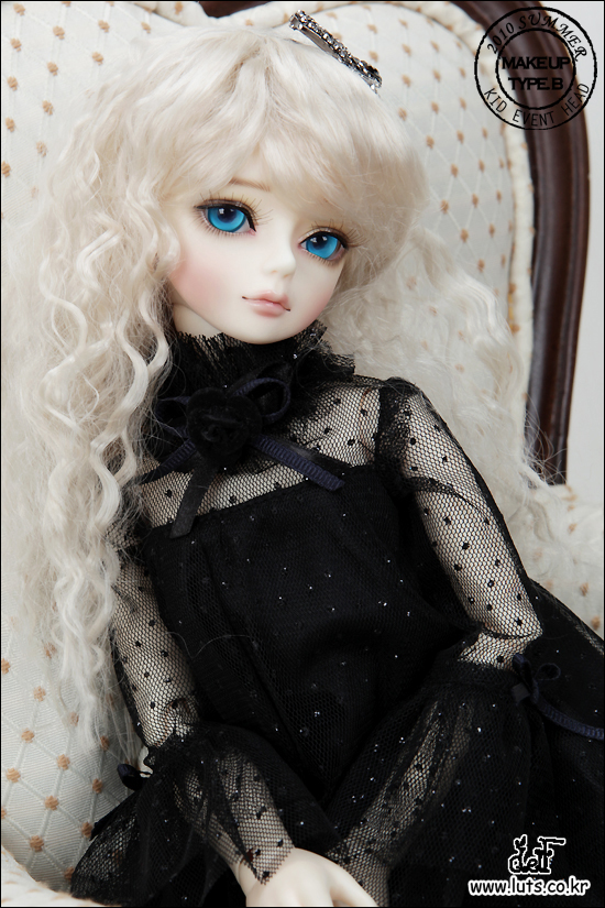 1/4 scale BJD lovely kid BJD/SD LUTS Delf cute girl SUMMER EVENT figure doll DIY Model Toys.Not included Clothes,shoes,wig 1 4 scale bjd lovely kid bjd sd sweet cute girl luts qi c cherry figure doll diy model toys not included clothes shoes wig