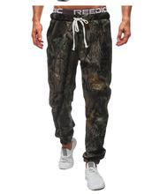 Streetwear Men Pants Hip Hop Harem Joggers 2019 Male Trousers Mens Camouflage Sweatpants