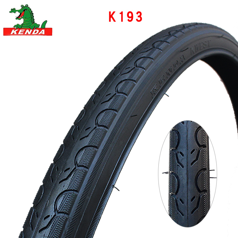 KENDA bicycle tire K193 Steel wire tyre 14 16 18 20 <font><b>24</b></font> 26 inches 1.25 1.5 1.75 <font><b>1.95</b></font> 20*1-1/8 26*1-3/8 mountain bike tires parts image